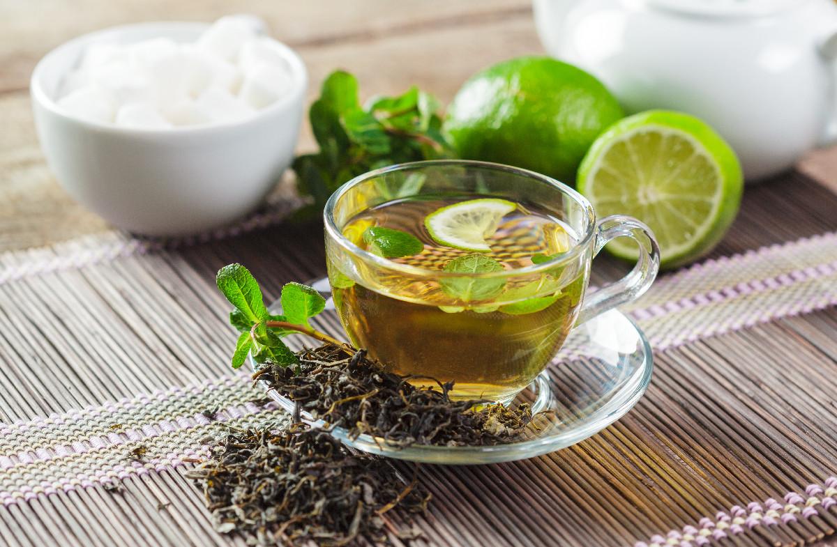Účinky zeleného čaju na organizmus